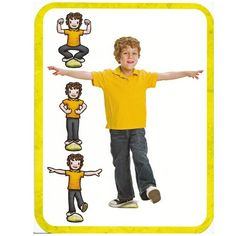 Preschool Yoga, Preschool Learning Activities, Sensory Activities, Physical Activities, Yoga For Kids, Exercise For Kids, Sunday School Games, Physical Education Lessons, Animal Yoga