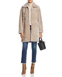Image result for sheepskin coat Shearling Coat, Fur Coat, Sheepskin Coat, Lamb, Faux Fur, Furs, Clothes For Women, Jackets, Shopping