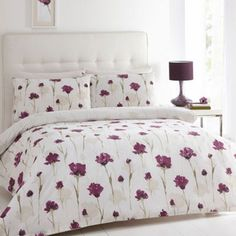 Betty Jackson.Black Designer purple 'Darcy' bed linen- at Debenhams.com