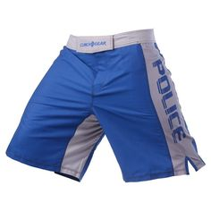 Clinch Gear Pro Series WOD Short Police