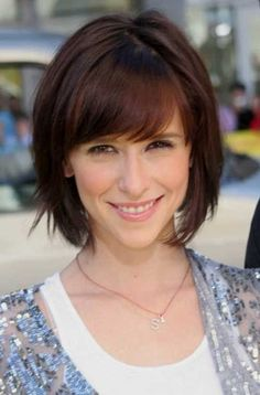 20 Best Short Hair with Bangs - Love this Hair