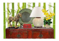 Asian Tablescape by toodygoodshoes   Olioboard