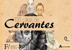 Se presenta en Alcalá de Henares la muestra 100 caras de Cervantes en la Caricatura.