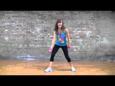 Gasolina by Daddy Yankee- Zumba Fitness Routine- Level EASY