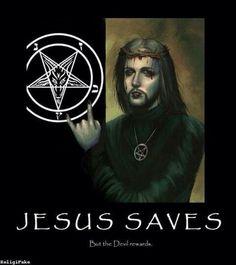Devil Jesus lol