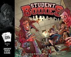 Zombob's Zombie News and Reviews: Student Bodies board game brings the zombie apocal...