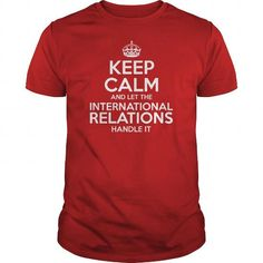 Awesome Tee For International Relations T Shirts, Hoodies. Check price ==► https://www.sunfrog.com/LifeStyle/Awesome-Tee-For-International-Relations-Red-Guys.html?41382 $22.99