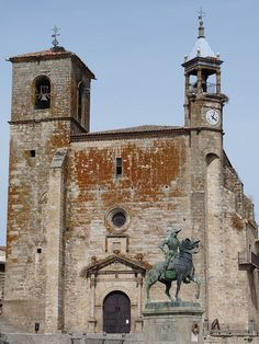 Iglesia de San Martín, Trujillo