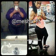 Mesha lost 135 pounds. At just 25 years old, she was suffering with sleeping issues, migraines, achy joints and was borderline for diabetes. At 300+ pounds, she made a promise to herself to join a gym and after committing to that first step she hasn't turned back. She shared with us what she did to lose the pounds.
