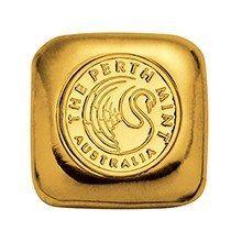 1oz Perth Mint Gold Bullion Bar