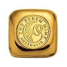 1oz Perth Mint Gold Bullion Bar | goldankauf-haeger.de