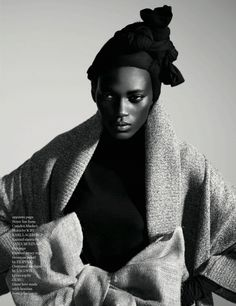 AnOther Magazine A/W 2007 Photography by Josh Olins, Styling by Cathy Edwards