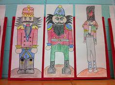 Apex Elementary Art: Nutcrackers
