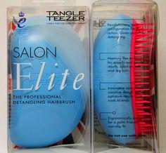SALE !!!!! TANGLE TEEZER SALON ELITE BLUE BLUSH -THE BEST PRICE !!!!