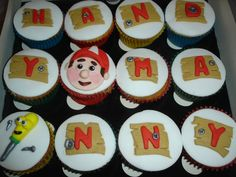 Handy Manny Cupcakes
