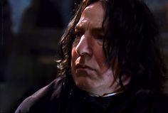 Harry Potter Severus Snape, Alan Rickman Severus Snape, Severus Rogue, Harry Potter Facts, Harry Potter Universal, Harry Potter Characters, Draco Malfoy, Hermione Granger, Auburn Hair