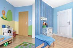 Kolorystyczna metamorfoza dziecięcego pokoju