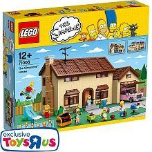 "LEGO - 71006 Het Simpsons huis - LEGO - Toys""R""Us"