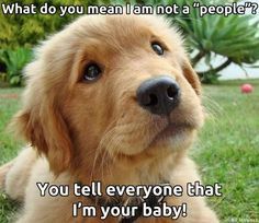 You are the Best of people, doggie !