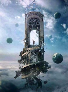 ...doorway to other worlds