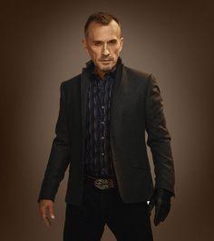 "Robert Knepper as Theodore ""T-Bag"" Bagwell in #PrisonBreak - Season 5"