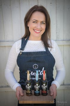 Fused by Fiona Uyema - a range of flavoured soy sauces including Clever Classic, Cheeky Chilli & Glorious Ginger