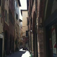 Summer alleys