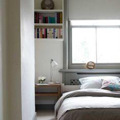 Bedroom w. Radiator