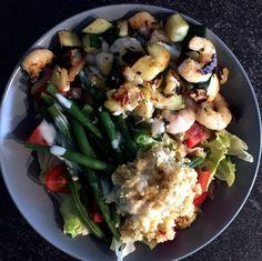 bowl mit couscous