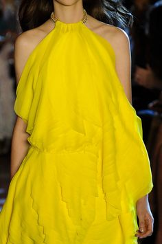 Paris Haute Couture Fashion Week Detail Pictures | Fall 2014 | POPSUGAR Fashion