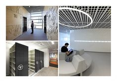Place-making, signage and environmental graphics for Rio Tinto, Brisbane Regional Centre - Sydney Design Awards