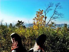 가을 산행