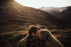 MARIANNE & BJØRN // forlovelse ved Trollstigen