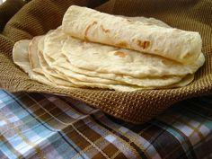 domácí tortily