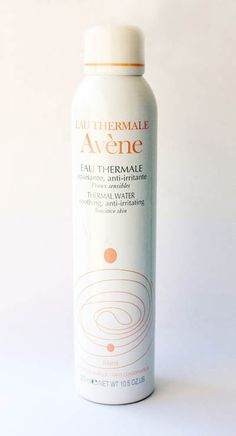 Avene - Thermal Water <3 love this stuff...it is also nice to finish a full face makeup look