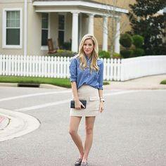 Got a little prep in my step today on adaydreamlove.com #ontheblog #ootd