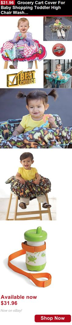 Baby Safety Shopping Cart Covers: Grocery Cart Cover For Baby Shopping Toddler High Chair Washable Wipeable Covers BUY IT NOW ONLY: $31.96 #ustylefashionBabySafetyShoppingCartCovers OR #ustylefashion