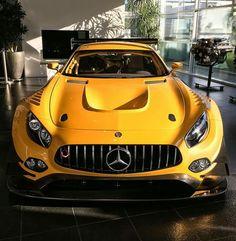 Mercedes-Benz AMG GT GT3