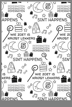 Sinterklaas Colorful Drawings, Activities For Kids, Diy And Crafts, December, Doodles, Bullet Journal, Printables, Scrapbook, School