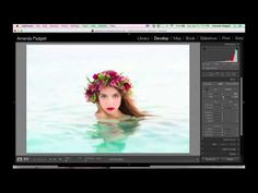 Mastering Skin Tones and Brushes in Lightroom - YouTube