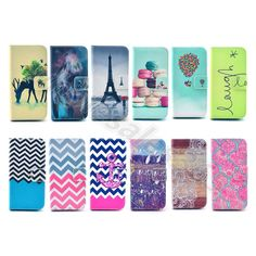 New Vogue Leather Stand Card Classic Purse Pouch TPU Case Cover For Smart Phones #UnbrandedGeneric #MediaStandFlipMagnetic