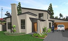 Modern House Plans | Luxury House Plans | Two Storey House Plans