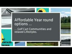 Golf Course Community by H&H Homes