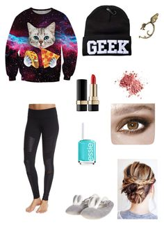 """""""That couch is calling me out man."""" by sasha101102 ❤ liked on Polyvore featuring Chicnova Fashion, Alo Yoga, Bling Jewelry, Dolce&Gabbana and Essie"""