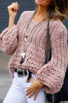 50 Free and Quick and Easy Crochet Sweater Pattern Designs 2020 Part 13 ; knitting sweaters for beginners; Mode Crochet, Easy Crochet, Knit Crochet, Crochet Pattern, Sweater Knitting Patterns, Knitting Sweaters, Free Knitting, Knit Fashion, Mode Outfits