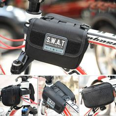 Find More Information about Military Bicycle accessories saddle riding bicycle beam bag saddle bag general montague…