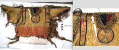 Sioux shirt ca. 1850. Science Mus. of Minnesota  ac