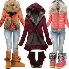 Christmas time shopping