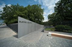 A-24-Sothern-entrance—a-slight–incision-of-the-thick-green-facade-of-the-park « Landscape Architecture Works   Landezine