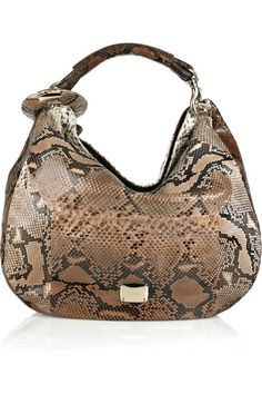 d6a34ba1661 All Jimmy Choo Handbags   Jimmy Choo sky large python hobo bag   All Handbag  Fashion
